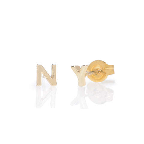 NY Studs - Bing Bang Jewelry NYC