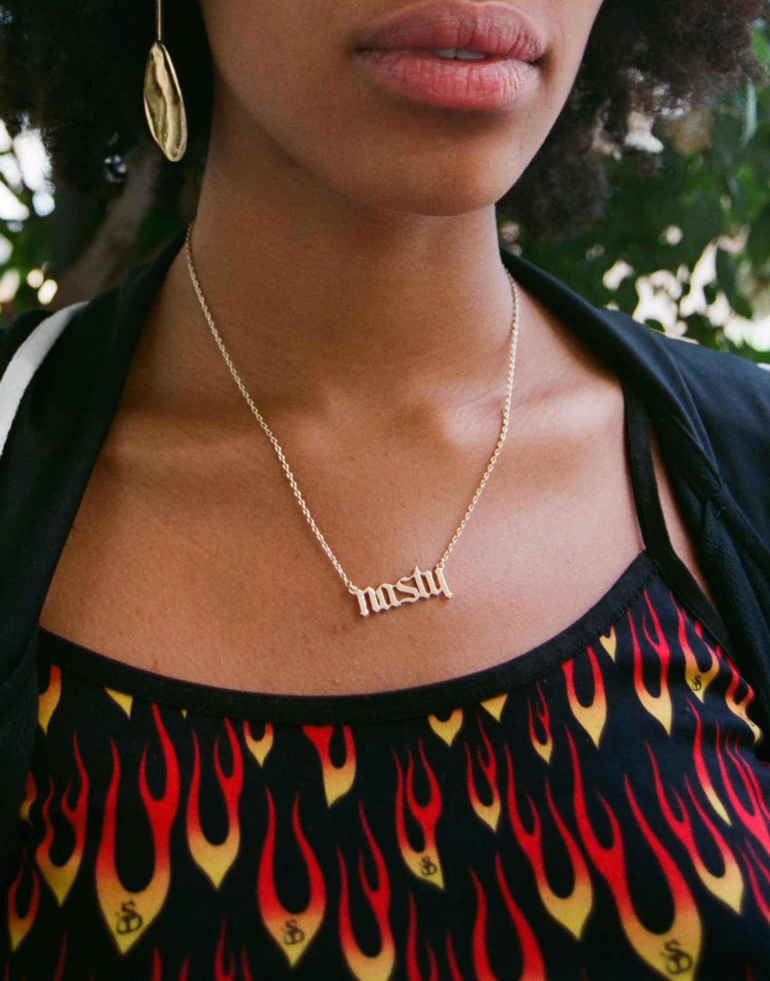 Nasty Necklace - Bing Bang Jewelry NYC