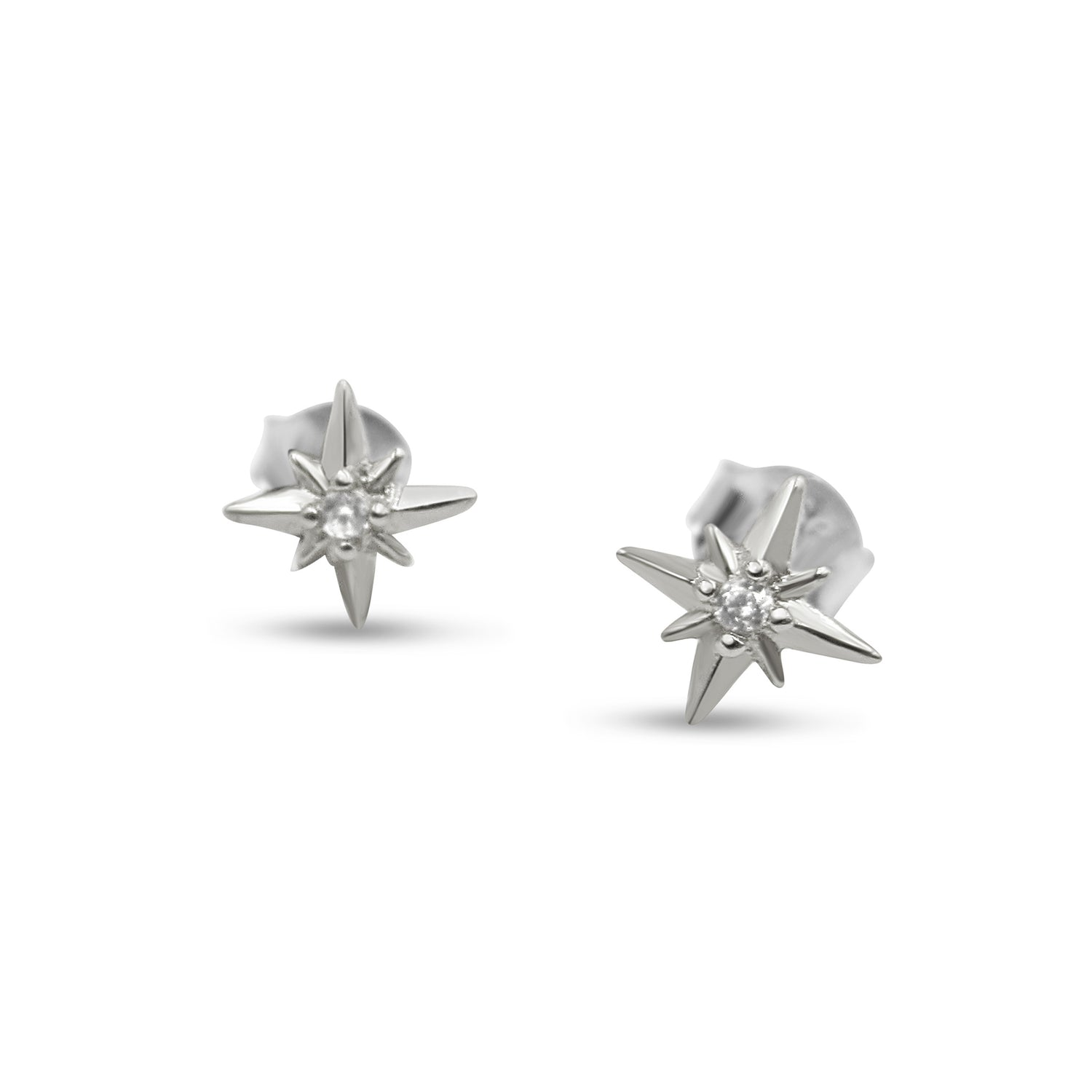 Twinkle Star Studs - Bing Bang Jewelry NYC