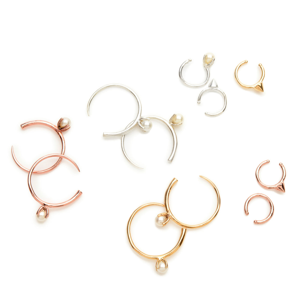 Ear Cuff Trio - Bing Bang NYC - 2