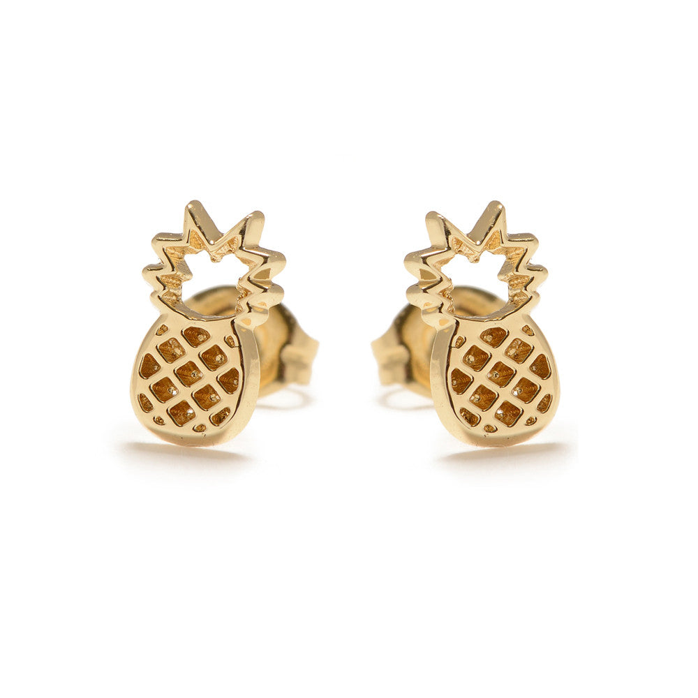 Pineapple Studs - Bing Bang NYC - 2