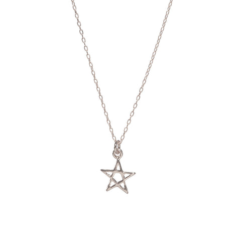 Star Necklace - Bing Bang Jewelry NYC
