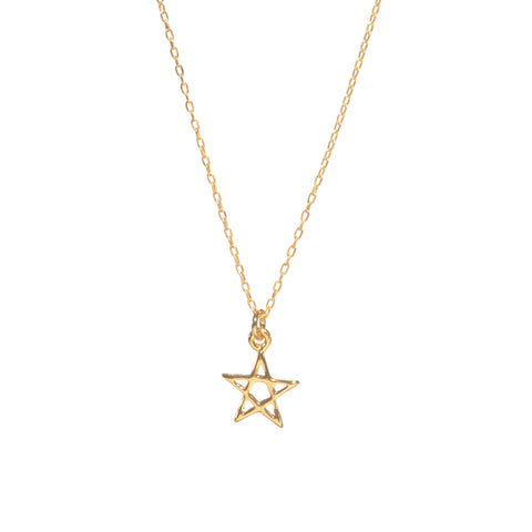 Star Necklace - Bing Bang NYC