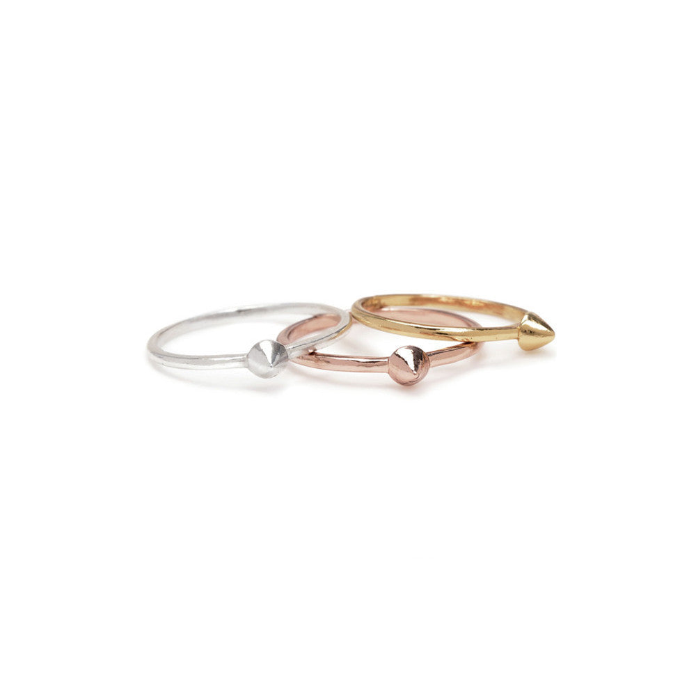 Tiny Vivienne Ring - Bing Bang Jewelry NYC