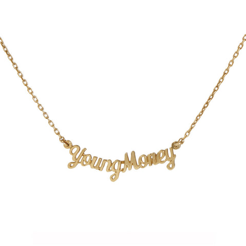 Young Money Necklace - Bing Bang NYC - 2