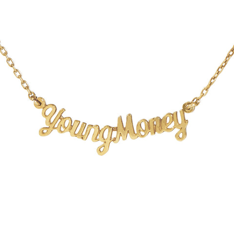 Young Money Necklace - Bing Bang Jewelry NYC