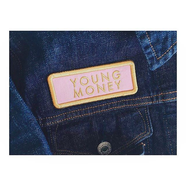 Young Money Patch - Bing Bang NYC - 2