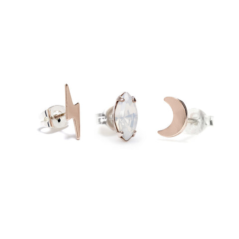 Ziggy Stardust Trio - Bing Bang Jewelry NYC