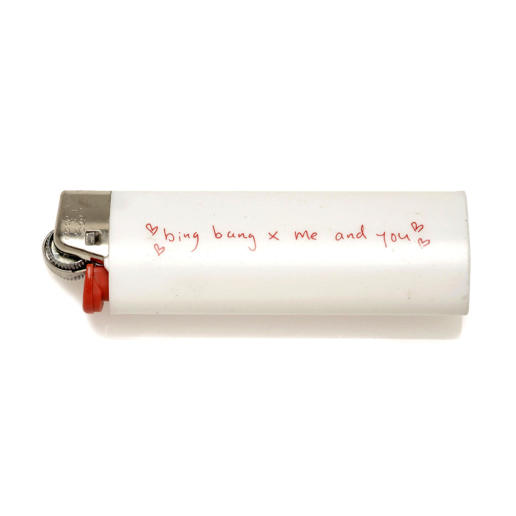 Feminist Lighter (BB x Me & You) - Bing Bang Jewelry NYC