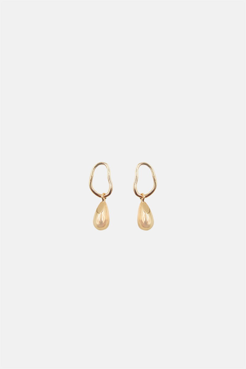 Modernist Drop Earrings - Bing Bang Jewelry NYC
