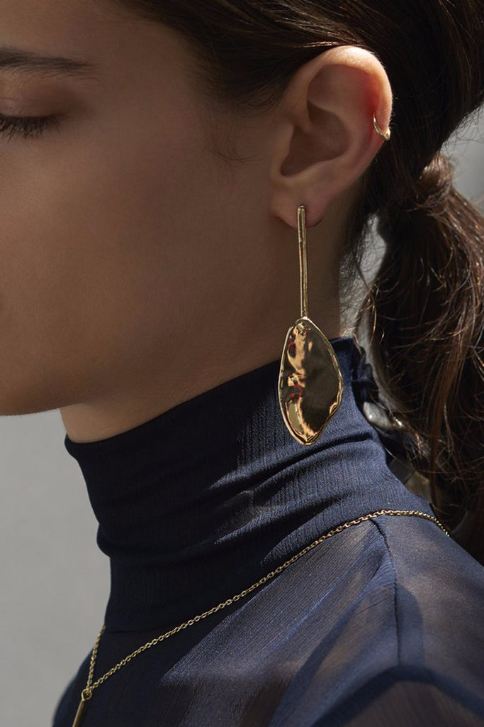 Musée Drop Earrings - Bing Bang Jewelry NYC