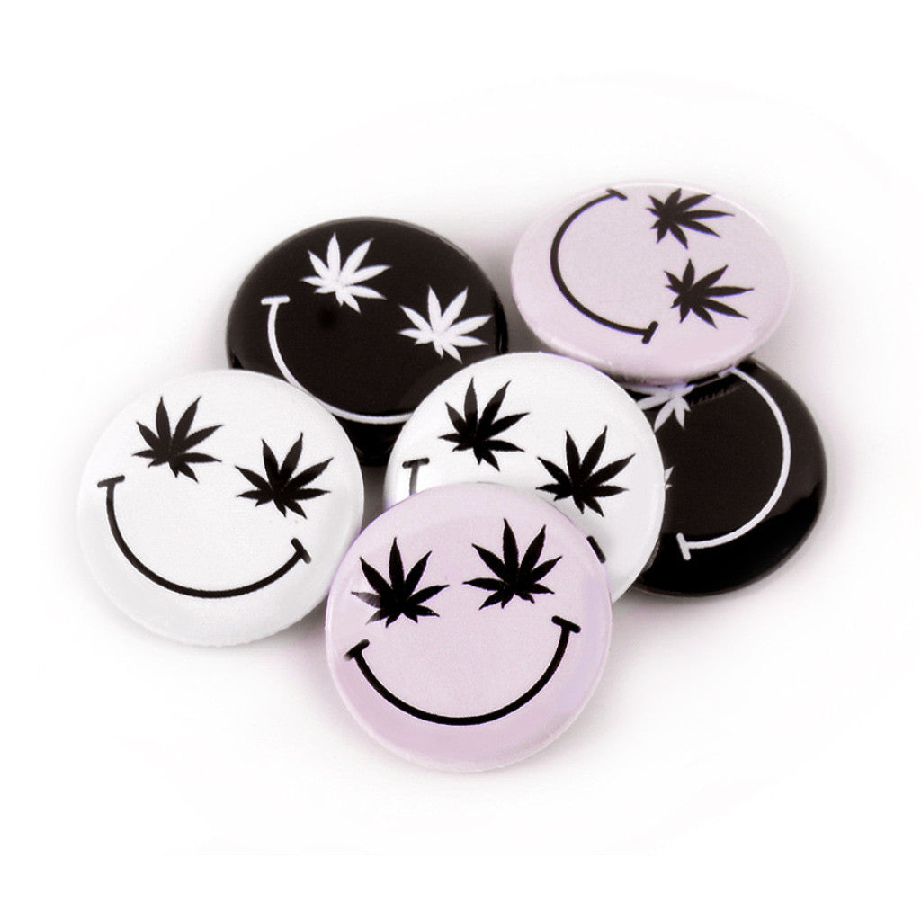 Small Happy Eyes Buttons - Bing Bang NYC - 1