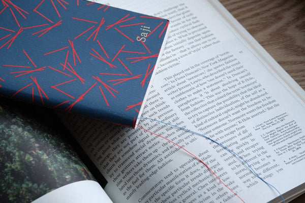 Matsu — Hand-printed Editioned Art Notebook