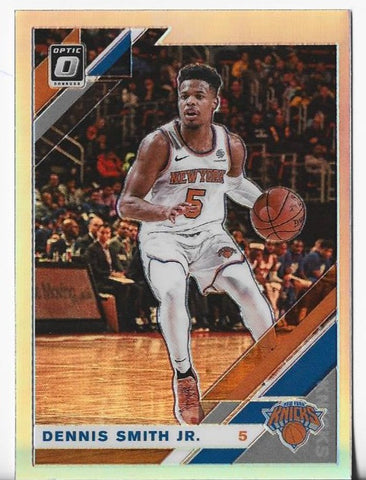 Dennis Smith Jr. 2019-20 Panini Donruss Rookie Card