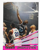 Shaquille O'Neal 1993-1994 Topps Stadium Club Card