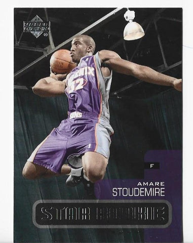 Amare Stoudemire 2002 Upper Deck #208 Card