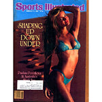 Paulina Porizkova Unsigned Sports Illustrated Magazine - February 11 1985
