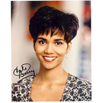 Halle Berry Autographed / Signed Celebrity 8x10 Photo