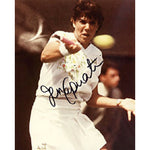 Jennifer Capriati Autographed Tennis 8x10 Photo
