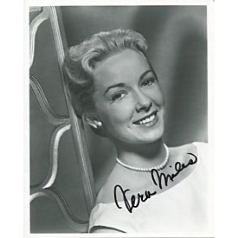 Vera Miles Autographed / Signed 8x10 Photo