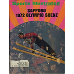 Sapporo 1972 Olympic Scene 1971 Sports Illustrated