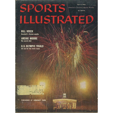 Comisky Park 1960 Sports Illustrated Magazine