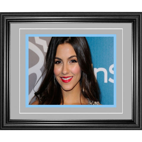 Victoria Justice Framed 8x10 Photo