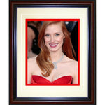 Jessica Chastain Framed 8x10 Photo