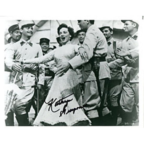 Kathryn Grayson Autographed / Signed 8x10 Photo