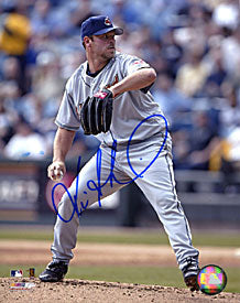 Kevin Millwood Autographed / Signed Cleveland Indians 8x10 Photo