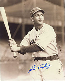 Luke Appling Autographed/Signed 8x10 Photo