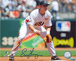 Evan Longoria Autographed / Signed 8x10 Photo