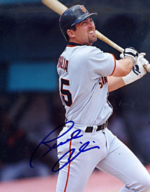 Rich Aurilia Autographed / Signed Baseball 8x10 Photo