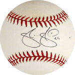 Shannon Stewart 24 Autographed / Signed Baseball