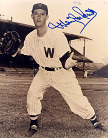 Mickey McDermott Autographed / Signed Baseball 8x10 Photo