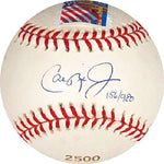 Cal Ripken Jr. 156/980 Autographed / Signed Post Marked 4/25/98 Baseball