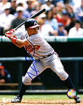 Rafael Furcal Autographed / Signed Hitting 8x10 Photo