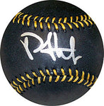Philip Hughes Autographed / Signed Baseball