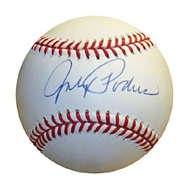 Johnny Podres Autographed / Signed Baseball