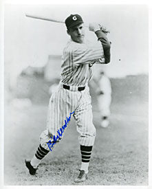 Billy Herman Autographed / Signed Chicago Cubs Baseball 8x10 Photo