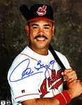 Carlos Baraga Autographed / Signed 8x10 Photo