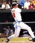 Javier Lopez Autographed / Signed After Hit 8x10 Photo