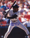 Andre Dawson The Hawk Signed / Autographed 8x10 Photo