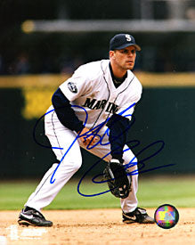 Jeff Cerrillo Autographed / Signed 8x10 Photo
