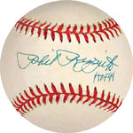 Phil Rizzuto HoF 94 Autographed / Signed Baseball