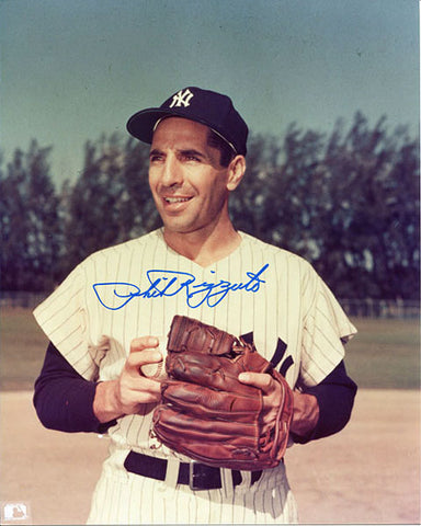 Phil Rizzuto Autographed / Signed New York Yankees 8x10 Photo