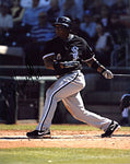 Dayan Viciedo Autographed / Signed 8x10 Photo