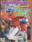 John Elway 1986 Sports Illustrated