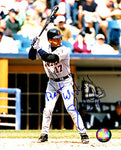 Shane Halter Autographed / Signed Hitting 8x10 Photo