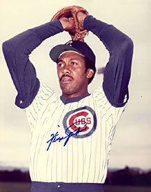 Fergie Jenkins Autographed / Signed 8x10 Photo - Chicago Cubs